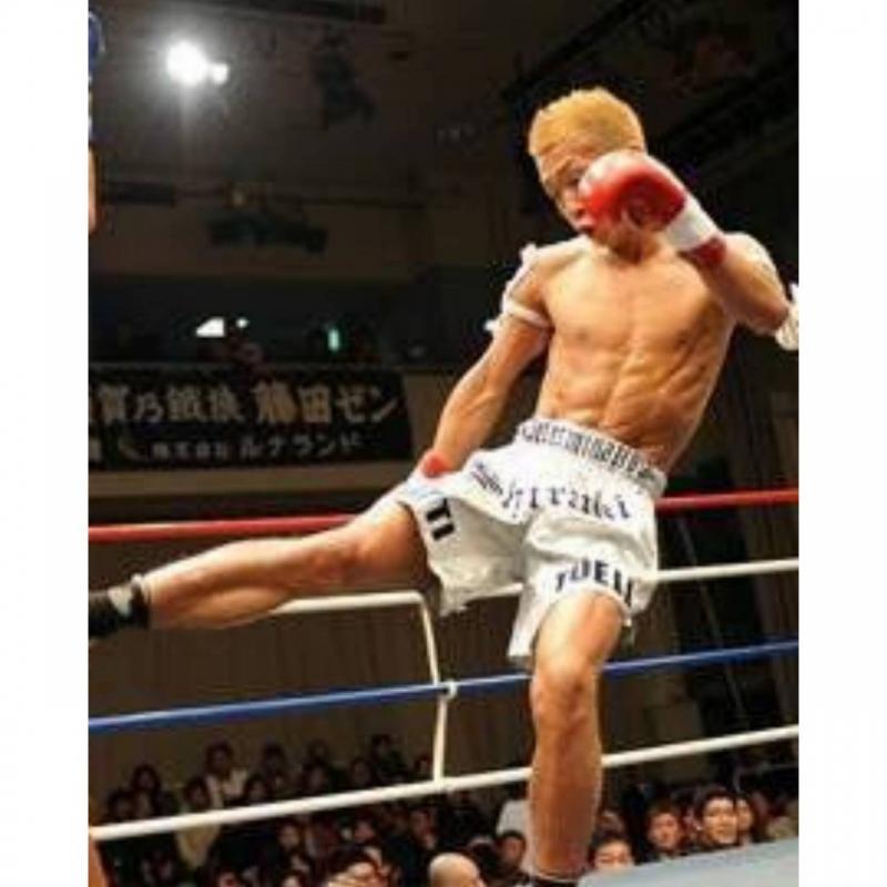 横浜の総合格闘技&キックボクシング&柔術 リバーサルジム「グランドスラムオンラインレッスン」 白木 伸美画像1