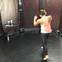 横浜の総合格闘技&キックボクシング&柔術 リバーサルジム「グランドスラムオンラインレッスン」 カーディオフィットネスキックボクシングサムネイル画像1