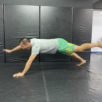 横浜の総合格闘技&キックボクシング&柔術 リバーサルジム「グランドスラムオンラインレッスン」 滝汗必至!!25分間エクササイズサムネイル画像1