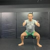 横浜の総合格闘技&キックボクシング&柔術 リバーサルジム「グランドスラムオンラインレッスン」 下の階の人にも迷惑をかけないHIITトレサムネイル画像1