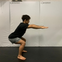 横浜の総合格闘技&キックボクシング&柔術 リバーサルジム「グランドスラムオンラインレッスン」 お尻トレーニングサムネイル画像1