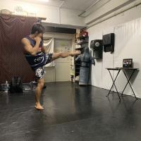 横浜の総合格闘技&キックボクシング&柔術 リバーサルジム「グランドスラムオンラインレッスン」 お家でキックサムネイル画像1
