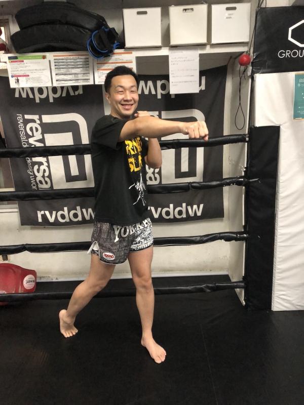 横浜の総合格闘技&キックボクシング&柔術 リバーサルジム「グランドスラムオンラインレッスン」 オンラインキッククラス画像1