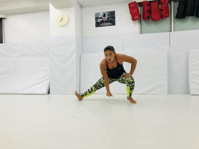 横浜の総合格闘技&キックボクシング&柔術 リバーサルジム「グランドスラムオンラインレッスン」 美尻、美脚キック画像1