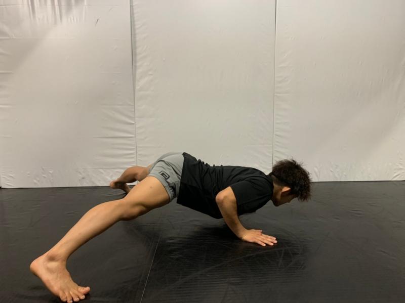 横浜の総合格闘技&キックボクシング&柔術 リバーサルジム「グランドスラムオンラインレッスン」 憧れの逆三角形GET!上半身トレーニング画像1