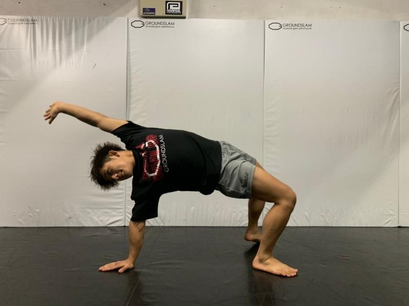 横浜の総合格闘技&キックボクシング&柔術 リバーサルジム「グランドスラムオンラインレッスン」 CHANGE FIT画像1