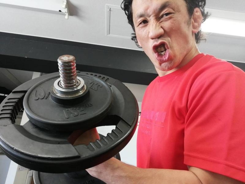 横浜の総合格闘技&キックボクシング&柔術 リバーサルジム「グランドスラムオンラインレッスン」 ※バーベル使いません