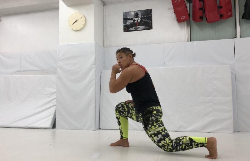横浜の総合格闘技&キックボクシング&柔術 リバーサルジム「グランドスラムオンラインレッスン」 ボディメイク画像1
