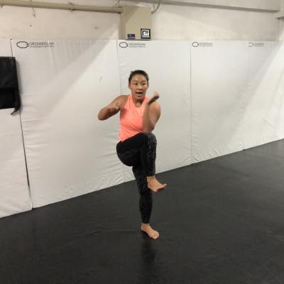 横浜の総合格闘技&キックボクシング&柔術 リバーサルジム「グランドスラムオンラインレッスン」 レッスンの目的「有酸素トレーニング」